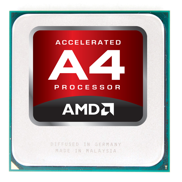 AMD A4 Processor