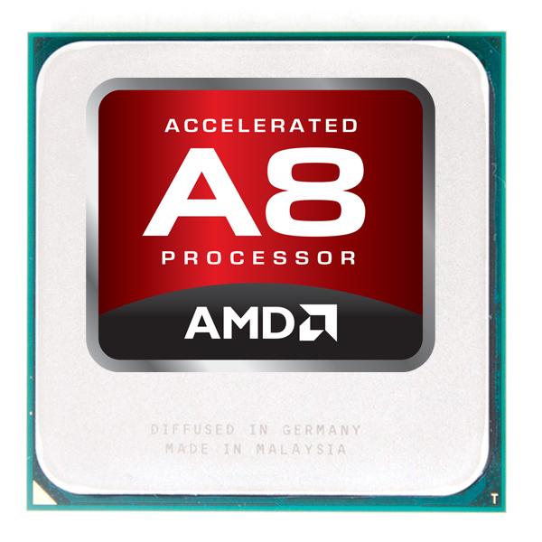 AMD A8 Processor
