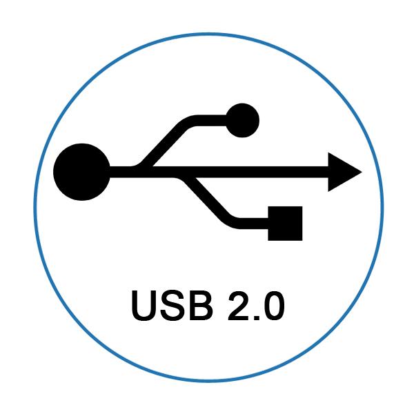 Laptop Ports USB 2.0