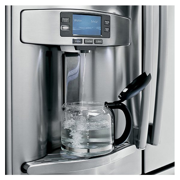 Ice and Water Dispensers