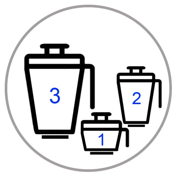 Number of Jars