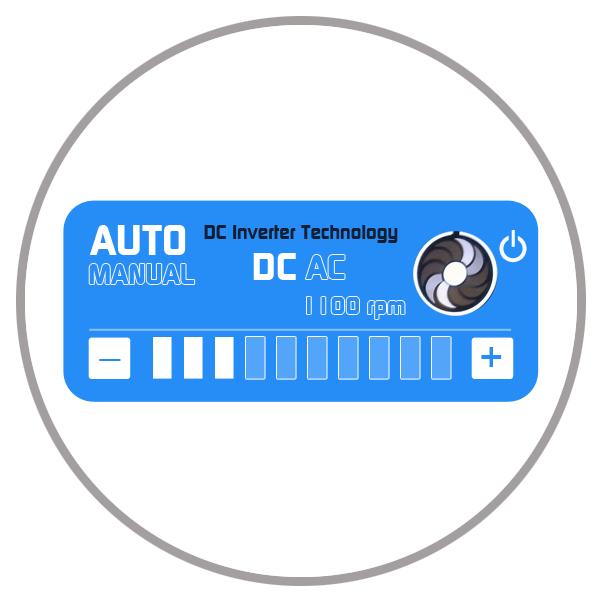 DC Inverter Technology