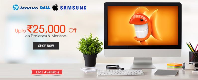 Desktops & Monitors Special