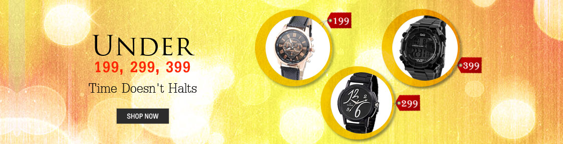 Watches Price Point Store