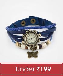 Watches under 199