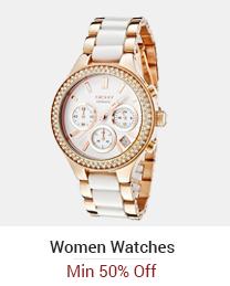 Women Watches>50% Off