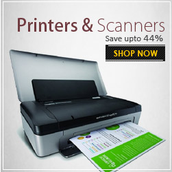 Printer & Scanners