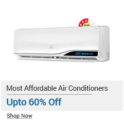 Most Affordable Range of ACs