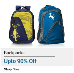 Backpacks Special