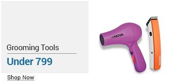 Grooming Tools Under 799