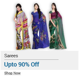 Saree By Fabric Special