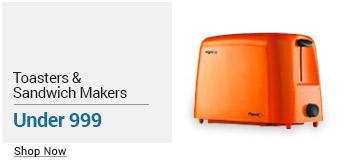 Toaster & Sandwich Maker