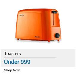 Toaster & Sandwich Maker Under 999