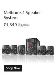 Melbon 5.1 Speaker System