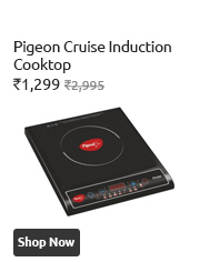 Pigeon Cruise Induction Cooktop