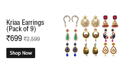 Earrings Combo