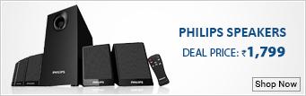 Philips Speakers