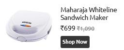 Maharaja Whiteline Sandwich