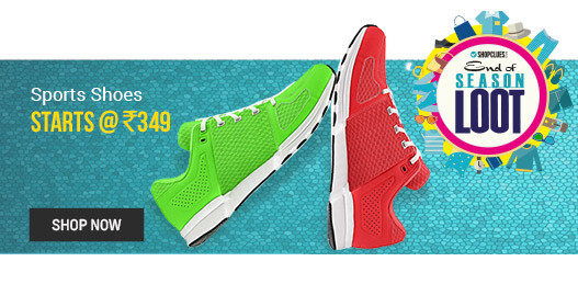 Sports Shoes@349