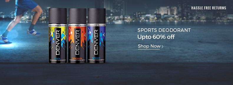 Sports Deodorant - shopClues