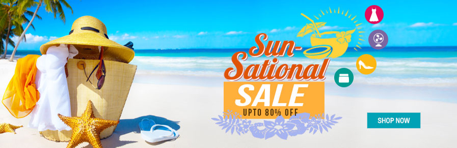 ShopClues Sunsational Sale