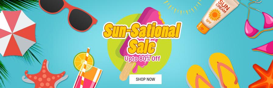 ShopClues Sun-sational Sale