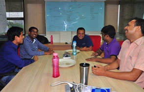 Team Meetings @ ShopClues