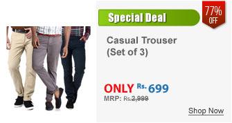 Hi-Port Casual Trouser