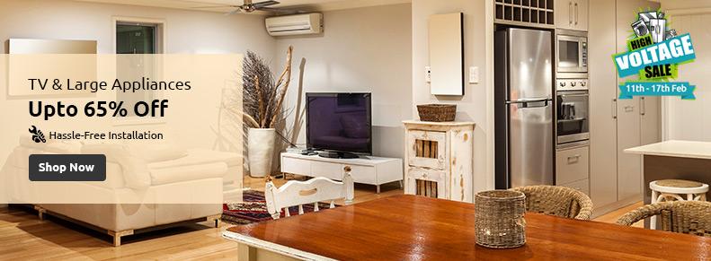TV & Large Appliances