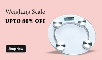 Weighing Scale Special