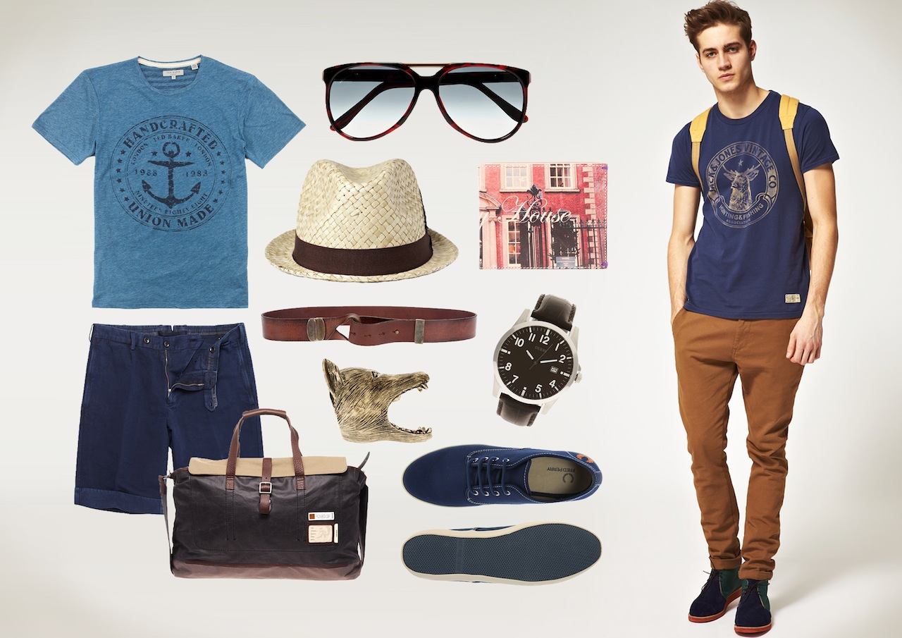Mens Summer Fashion Mistakes