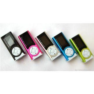 mp3 digital music player: