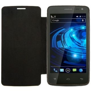 Flip Cover for XOLO Q700 s black available at ShopClues for Rs.149