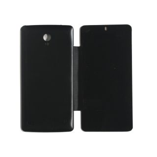 Flip Cover For Karbonn S1 Titanium  Black available at ShopClues for Rs.135