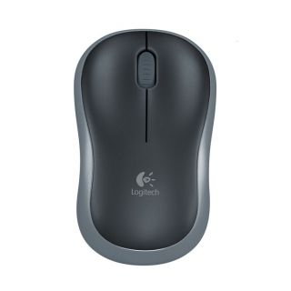 Logitech M185 Wireless Mouse Grey - 72864362