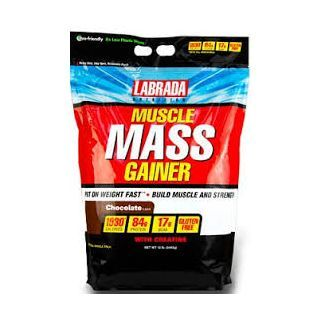 Labrada Muscle Mass Gainer 12 Lbs - 72987566