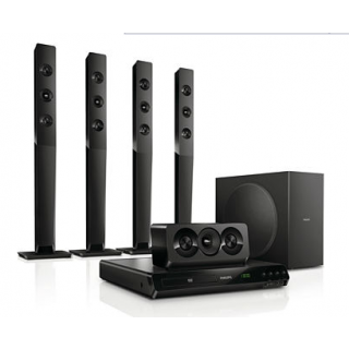 Philips HTD5570/94 Home Theater