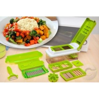 Nicer Dicer Plus (10-Piece Multi-Chopper)