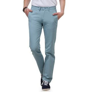 Yepme Tyler Colored Pants - Slate Grey