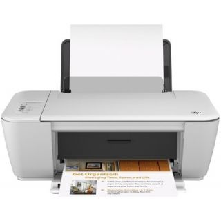 HP Deskjet 1510 Multifunction Inkjet Printer (White)