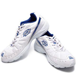 Lotto Truant White & Blue Sports Shoes