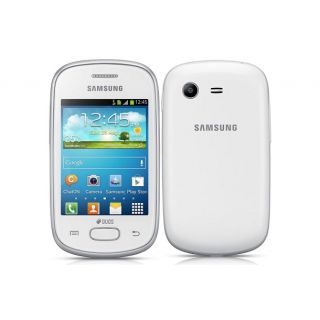 SAMSUNG GALAXY STAR S5282 DUAL SIM ANDROID Brand New With One Year Warranty available at ShopClues for Rs.3999