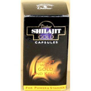 Dabur Gold Shilajit 20 Capsules available at ShopClues for Rs.330