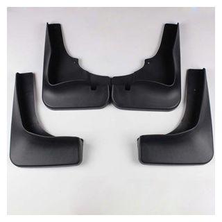 Buy Hyundai Eon Premium Quality Plastic Type Mud Flaps ...