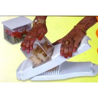 Heavy Duty Famous Precision Vegetable Cutter Dicer With Cutting Blades