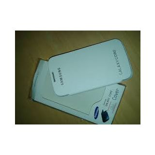 samsung galaxy core i8262 flip cover white
