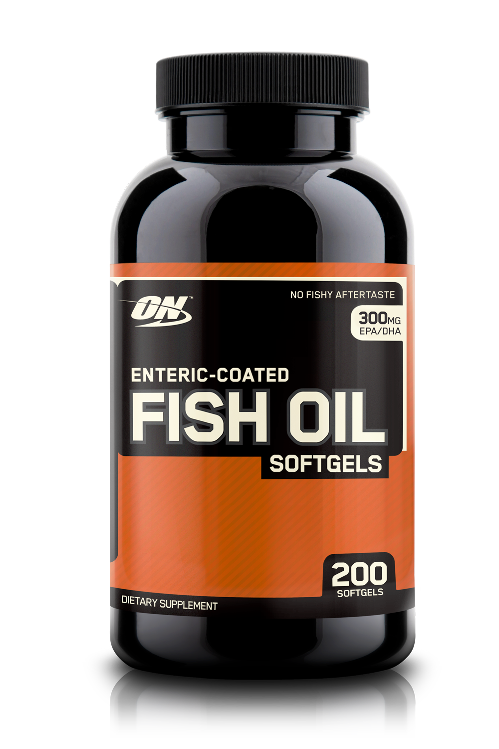 Buy optimum nutrition fish oil 300 mg 200 softgels for What is the best fish oil supplement