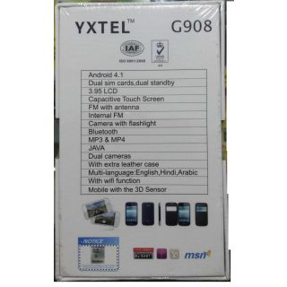 Yxtel G908 Android ! !3.95 Big Screen! WIFI