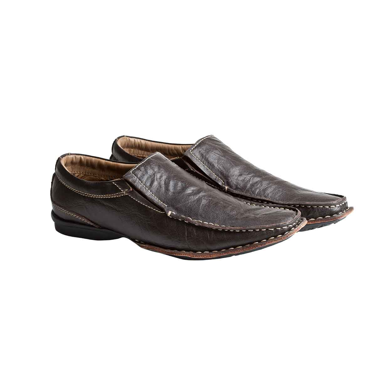 Yepme Casual Leather Slip on Shoes