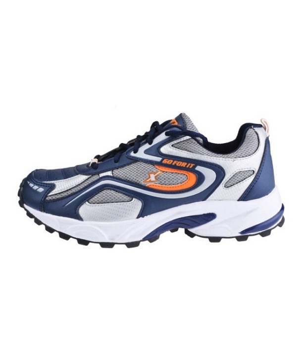 sparx s sports shoes blue buy from shopclues